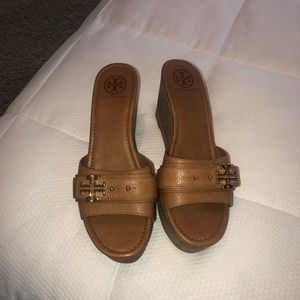 Tory Burch women's going out shoes.